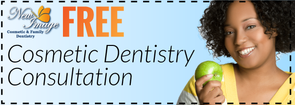 Cosmetic Dentistry Consultation Specials offered by New Image Cosmetic & Family Dentistry serving Portland OR Vancouver WA